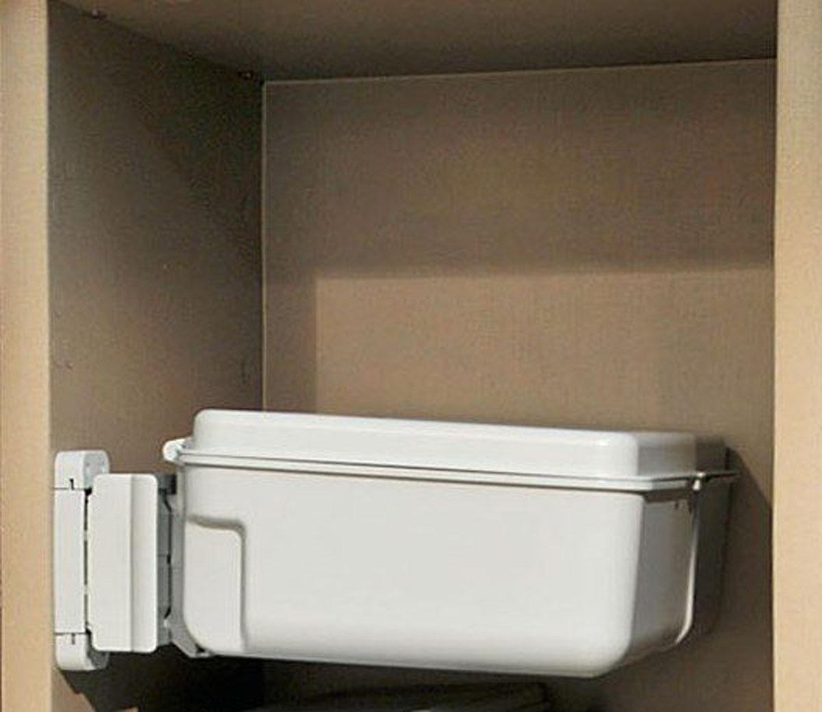 Съемный выдвижной короб для мелочей