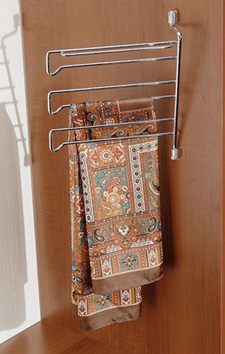 Выдвижная рамка для аксессуаров в гардеробной